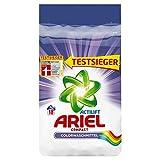 Ariel Compact Actilift Colorwaschmittel Pulver, 18 Waschladungen