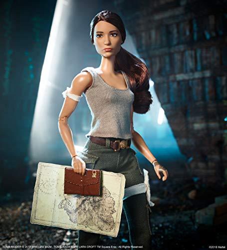 Barbie Tomb Raider Lara Croft FJH53 - 5