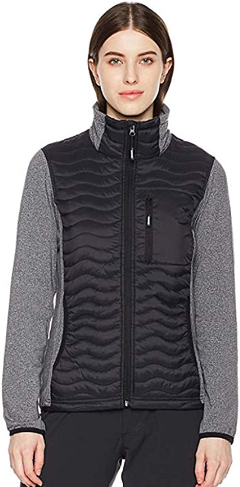 Excellence Outdoor Ventures Women's Hybrid Jac Jacket Lightweight Oklahoma City Mall Insulated