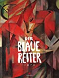 Der Blaue Reiter 2020, Wandkalender im Hochformat (50x66 cm) - Kunstkalender (Expressionismus) mit Monatskalendarium - Ackermann Kunstverlag