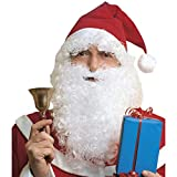 Widmann 1533q?Perruque Père Noël, Bonnet avec Cheveux, Maxi Barbe avec...