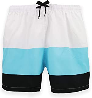 Men's Quick Dry Swimming Trunks Mens Shorts Swim Board Trunks with Mesh Lining Swimwear Bathing Suits, by Artio