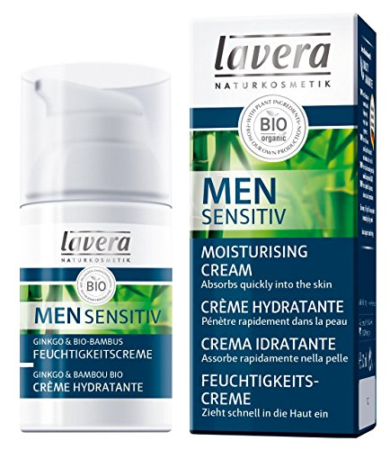 Lavera Men Sensitiv Moisturising Cream 30ml - heren-huidverzorging
