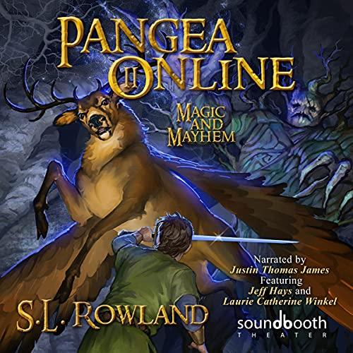 Couverture de Pangea Online 2: Magic and Mayhem