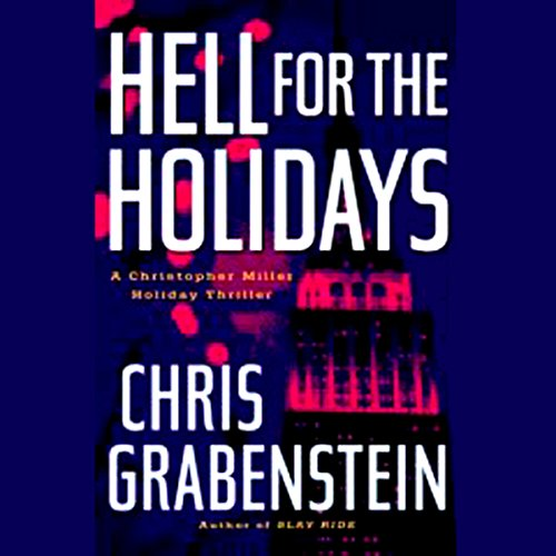 Hell for the Holidays audiobook cover art