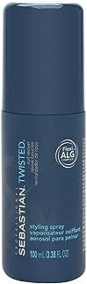 Sebastian Twisted Curl Reviver Spray, 3.38 oz.
