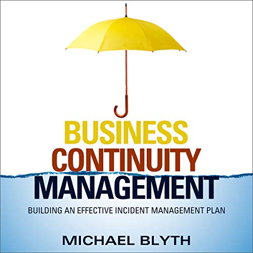 Business Continuity Management cover art