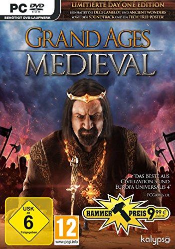 Grand Ages: Medieval - [Edizione: Germania]