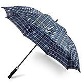 G4Free 62/68 Inch Extra Großer Golfschirm Automatisches Öffnen Übergroße Winddichte wasserdichte Haltbare Regenschirme für Herren und Damen