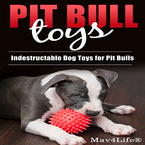 Pit Bull Toys audiobook cover art