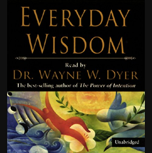 Everyday Wisdom  audiobook cover art