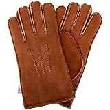 Snugrugs Herren-Luxus-Lammfell Handschuhe. Tan. Größe - Extra groß