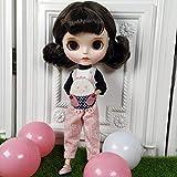 Sunnyによって設計されたFortune Days 人形ドール ,ひな祭りの贈り物, 4種類の瞳孔の色+手塗りのメイク + 19個の改良した関節人形(J-CUS018)