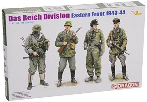 Dragon - D6706 - Maquette - Division Das Reich - Echelle 1/35