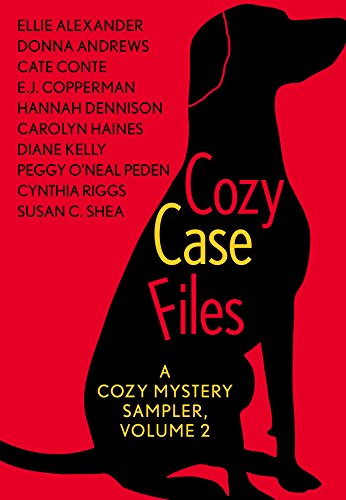 A Cozy Mystery Sampler, Volume 2