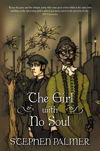 The Girl With No Soul (The Factory Girl Book 3) (English Edition)