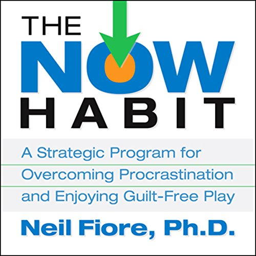 The Now Habit                   By:                                                                                                                                 Neil Fiore Ph.D.                               Narrated by:                                                                                                                                 Neil Fiore Ph.D.                      Length: 7 hrs and 29 mins     210 ratings     Overall 4.1