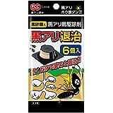 黒アリ用駆除剤 黒砂糖入 3.5g 6個入