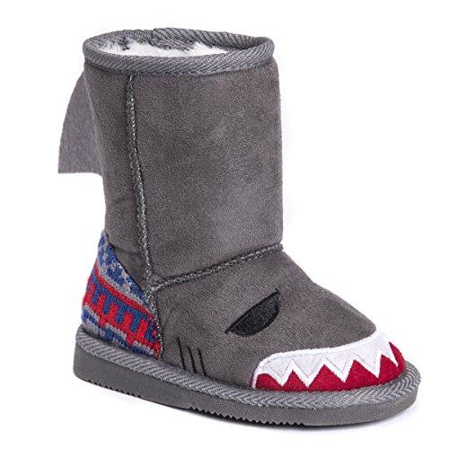 EMU Australia Wallaby Classic Lo Boot (Toddler/Little Kid/Big Kid),Chestnut,11 M US Little Kid