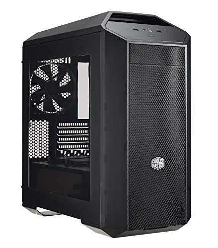 Cooler Master MasterCase Pro 3 Case per PC 'microATX, Mini-ITX, USB 3.0, con Finestra Laterale' MCY-C3P1-KWNN