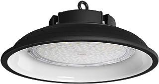 Anten 200W Campana LED Industrial, 6000K UFO Led Lámpara de Alta Bahía, Iluminación Luces para Almacén Comercial Industrial (IP65, 13000Lm)