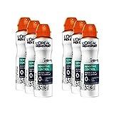 L'Oréal Men Expert Sensitive Control Deo Spray