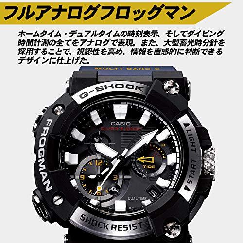 CASIO(カシオ)『G-SHOCKFROGMAN(GWF-A1000-1A2JF)』