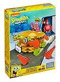 Mega Bloks Bob l'éponge Patty Wagon Racer Set de jeux