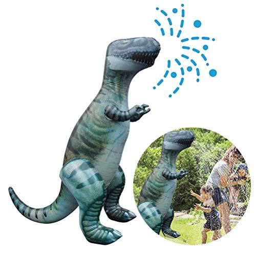 KUANDARM Juguete de Agua pulverizada, Juegos de Agua al Aire Libre de Verano Actividades de riego de jardín del Patio Trasero de la Familia del niño