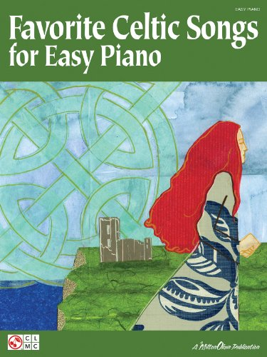 Favorite Celtic Songs for Easy Piano