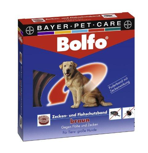 Bolfo Floh- und Zeckenschutzband für große Hunde, 65cm