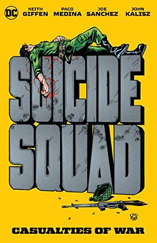 Suicide Squad Casualties of War