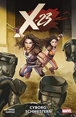 X-23: Bd. 2: Cyborg-Schwestern