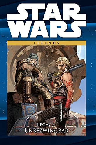 Star Wars Comic-Kollektion: Bd. 45: Legacy: Unbezwingbar