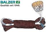 Balzer Aalschnüre - Montage zum Aalangeln, System zum Angeln auf Aale, Aalleine, Aalmontage zum Aalfischen, Aalsystem, Ausführung:20m Länge / 20 Haken