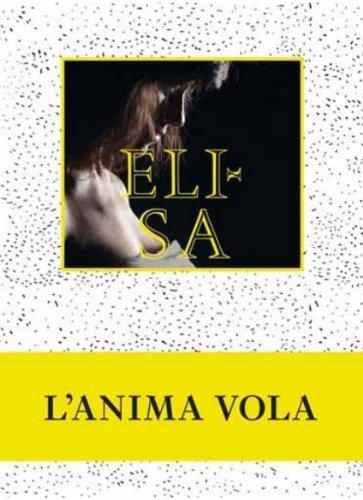 Elisa L'Anima Vola Melody Lines & Guitar Book