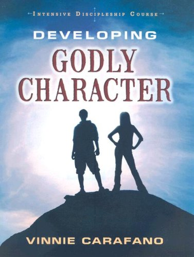 developing a godly character - 2