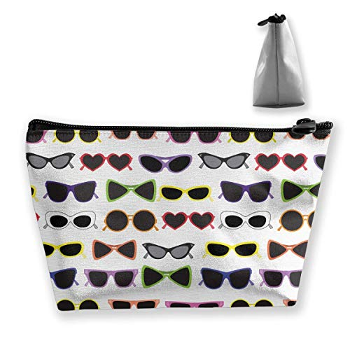 Various Sunglasses Feminine Cosmetic Makeup Bag/Pouch/Clutch Travel Case Organizer Storage Bag for Women¡¯s Accessories Toiletry Beauty,Skincare Travel Accessory