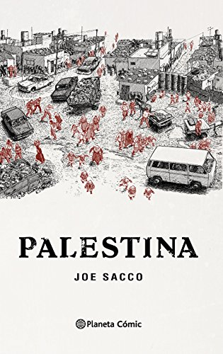 Palestina (Trazado) (Biblioteca Joe Sacco)
