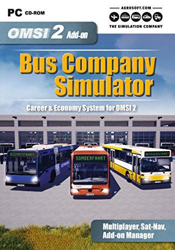 OMSI 2 Add On Bus Company Simulator (PC DVD) [importación inglesa]
