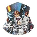Eliber Face Cover Bandana Headband S-Tar-Wars Neck Gaiter Scarf Mask For Men Fishing Running Motorcycle