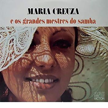 Maria Creuza e os Grandes Mestres do Samba