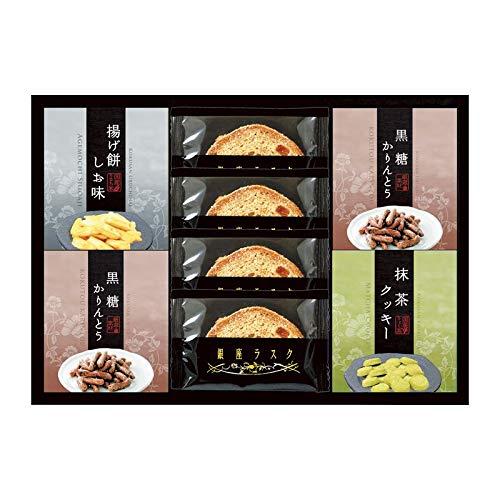 銀座ラスク・かりんとう ギフトセット RKO-BE 【和菓子 洋菓子 焼き菓子 ギフト セット ギフトセット 詰め合わせ】