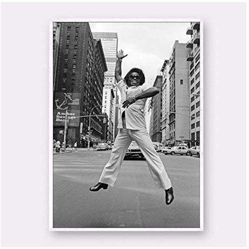 James Brown Poster Art...