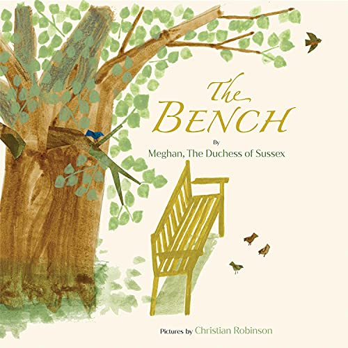 The Bench cover art