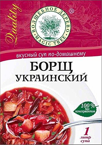 ウクライナ風ボルシチ(インスタント ロシア料理)