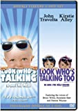 Look Who's Talking / Look Who's Talking Too (Double Feature)