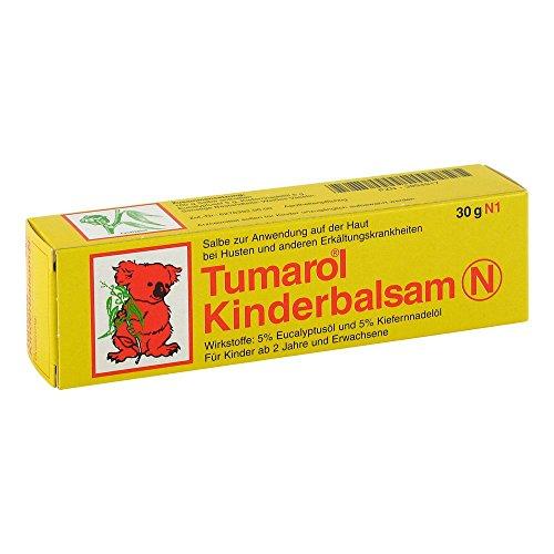 TUMAROL Kinderbalsam N 30 g