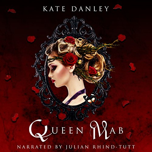 Queen Mab audiobook cover art