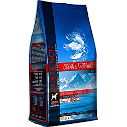 Essence Ocean and Freshwater Recipe Dog Dry Food 25 Lbs